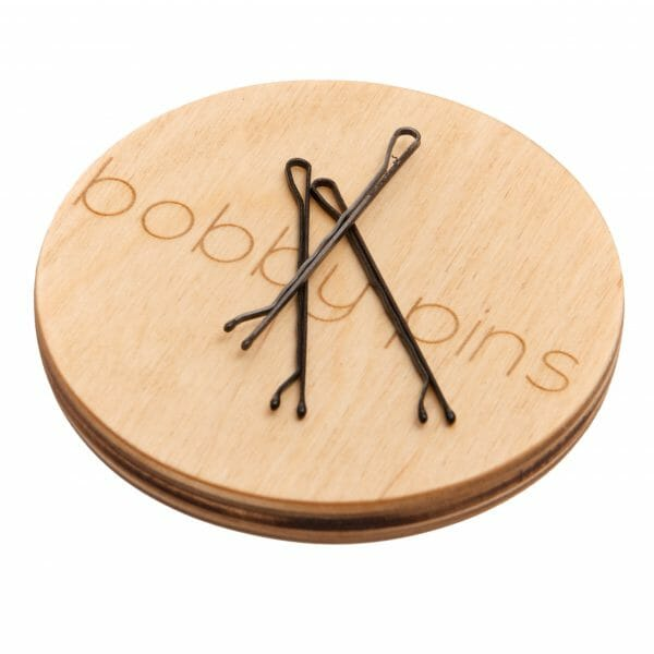 Bobby pin holder, Bobby pin magnet, fridge magnet